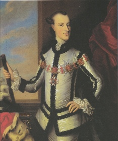 Duke Adolf Friedrich IV